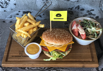 Foto Cheeseburger menu